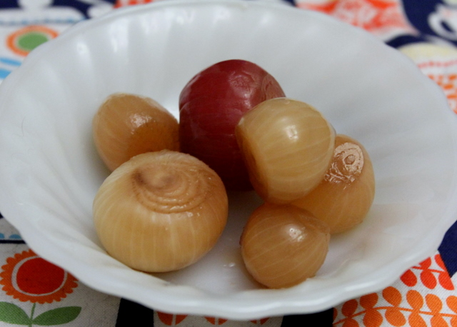 eat food » British Pickled Onions