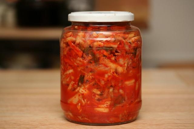 Kimchi Koreano