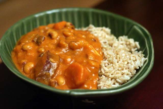 ieatfood » Mafé: Senegalese Groundnut Stew