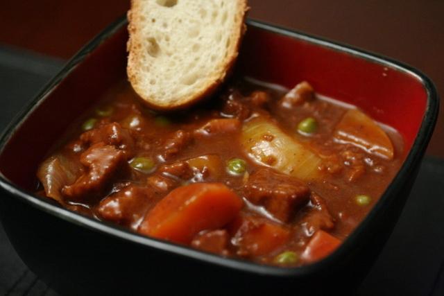 Vegetarian seitan stew recipes